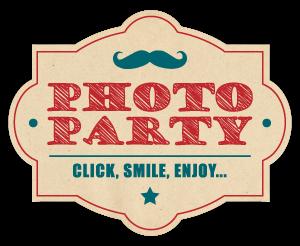 logo photo party